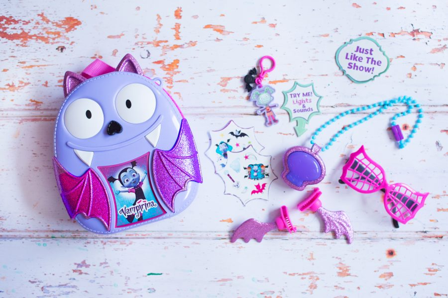 vampirina boo backpack