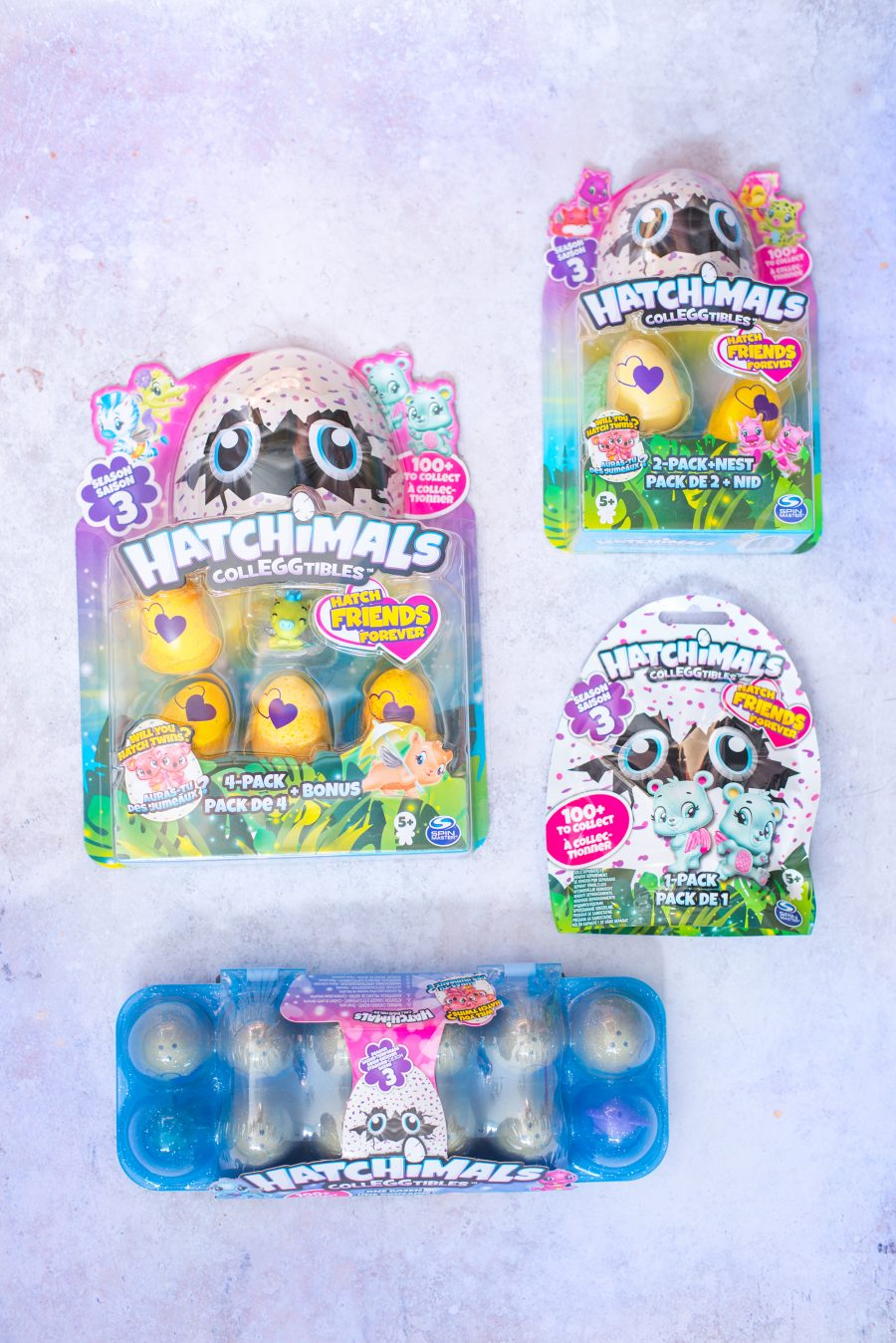 Hatchimals CollEGGtibles Series Three