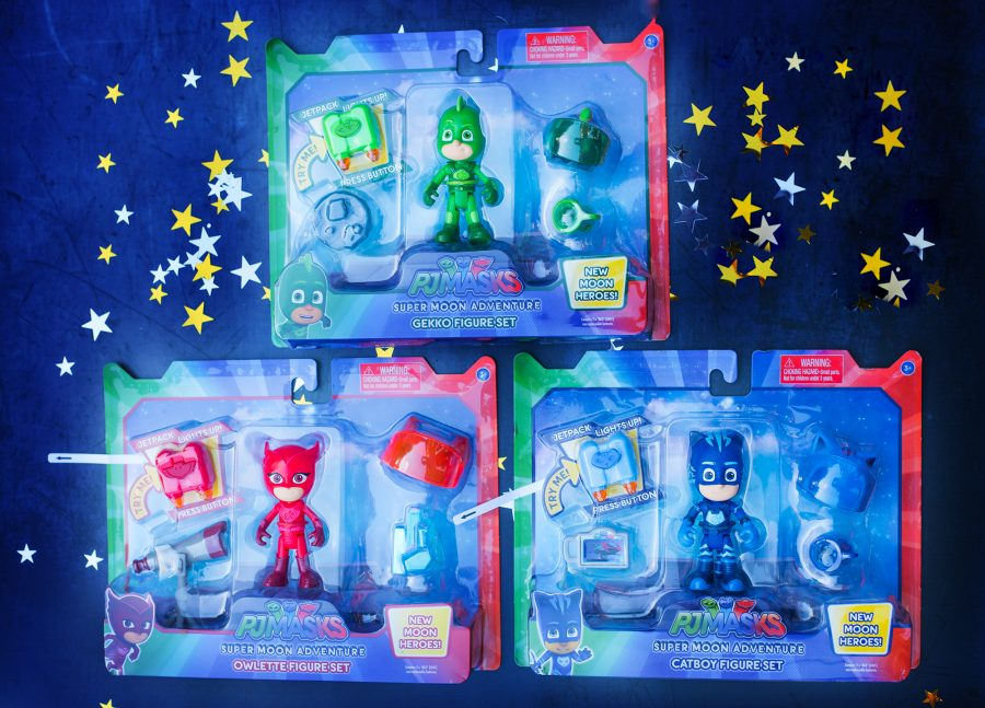 Pj Masks Super Moon Adventure Party Day Is Coming