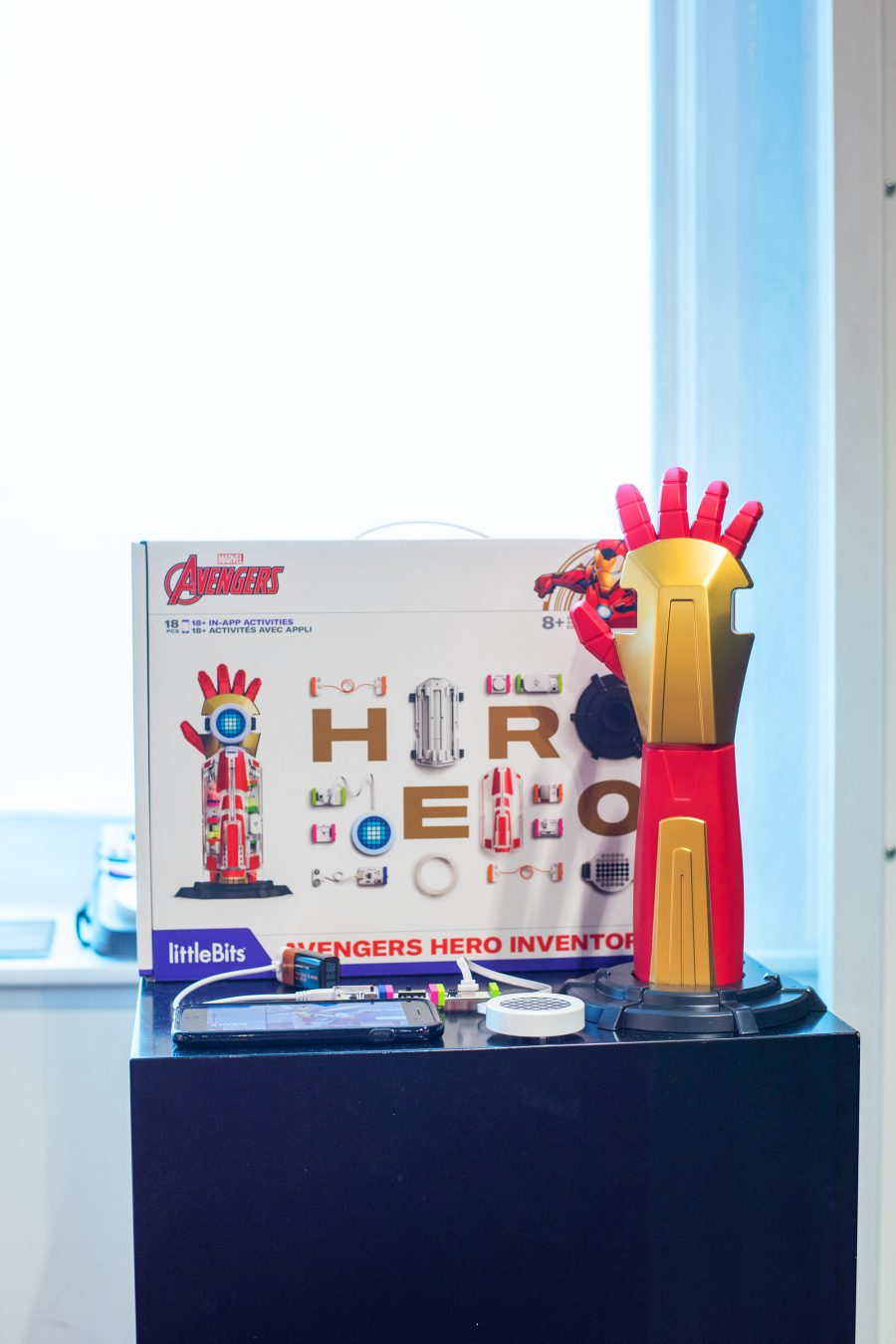 ShopDisneyUK Christmas Littlebits Avengers Hero Inventor