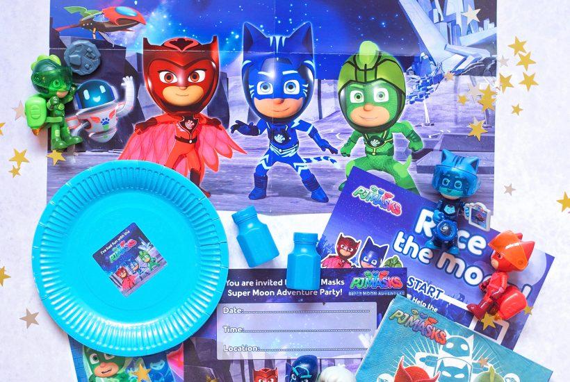 P J Masks Super Moon Adventure Party