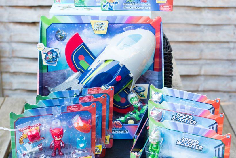 PJ Masks Super Moon Adventure Toys
