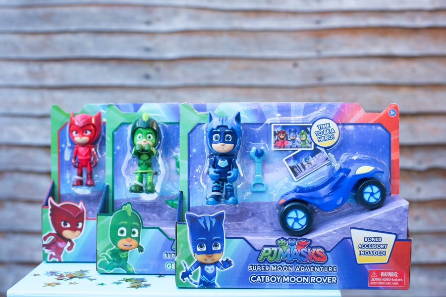 PJ Masks Super Moon Adventure Toys