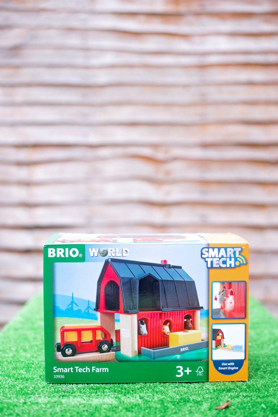 BRIO Smart Tech Farm
