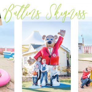 OUR BUTLINS SKEGNESS 2018 VLOG IS LIVE!