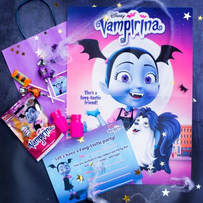 JOIN THE VAMPIRINA TOYS TWITTER PARTY!