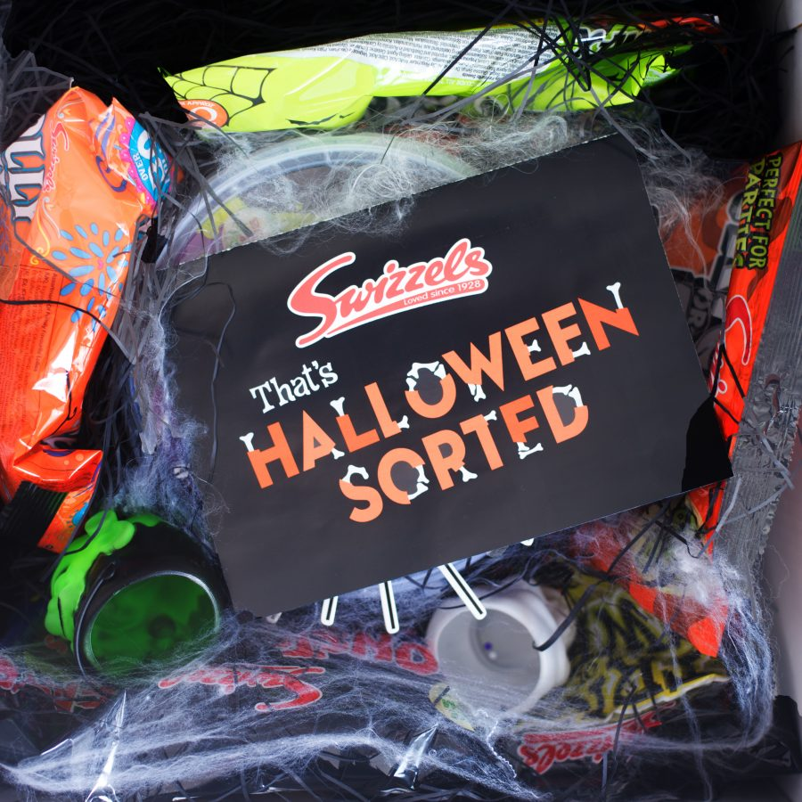 swizzels #halloweensorted