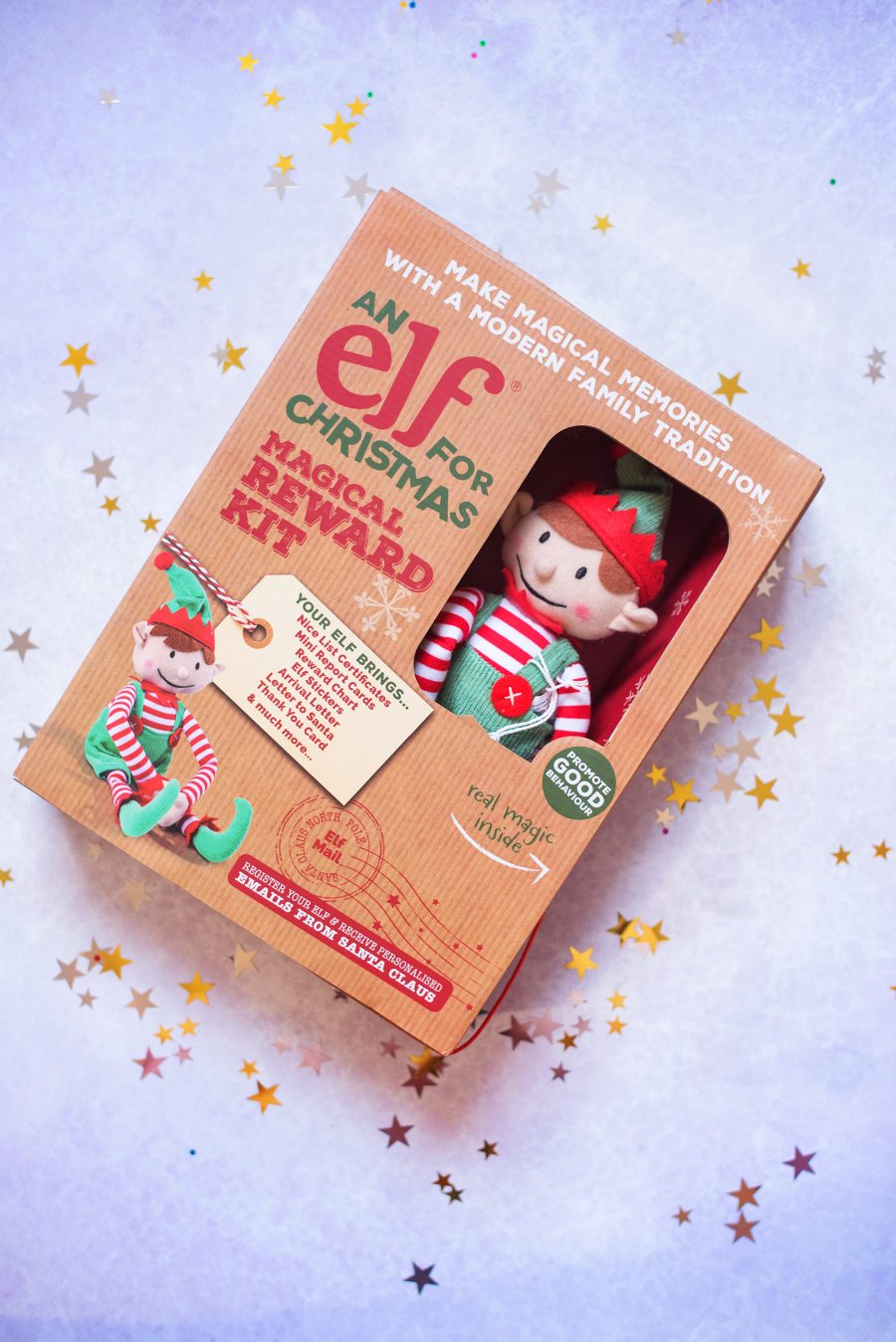 Elf for Christmas 2018