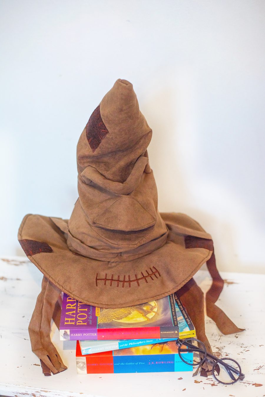 harry potter dumbledore harry potter sorting hat toy