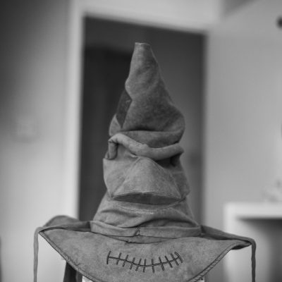 HARRY POTTER SORTING HAT TOY [KIDS AT PLAY]
