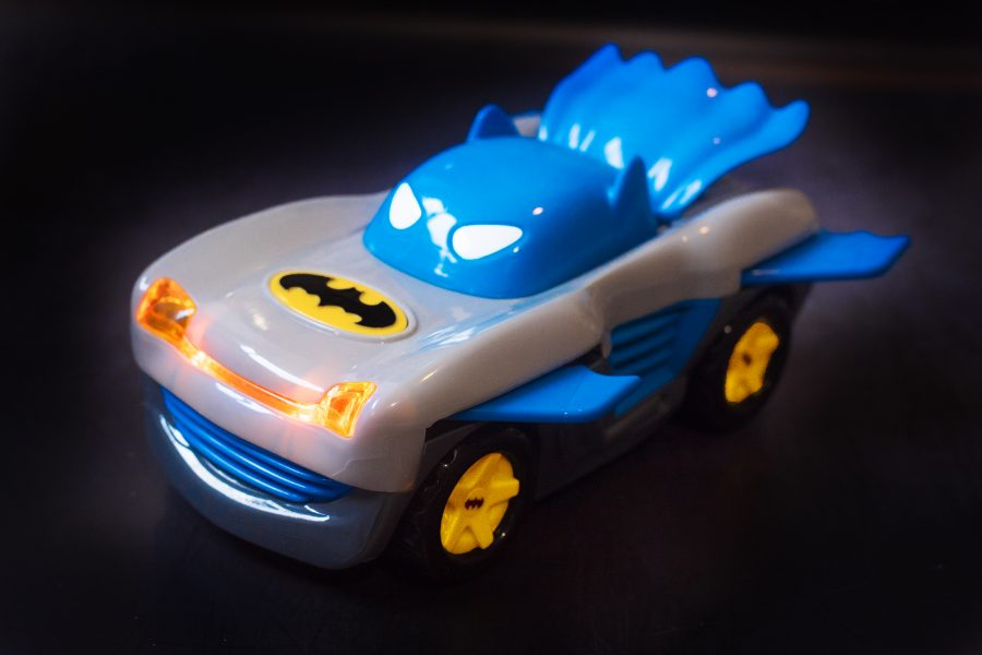 HeroDrive DC Super friends Batman Vehicle Car