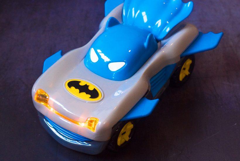 DC Super Friends HeroDrive Cars batmobile