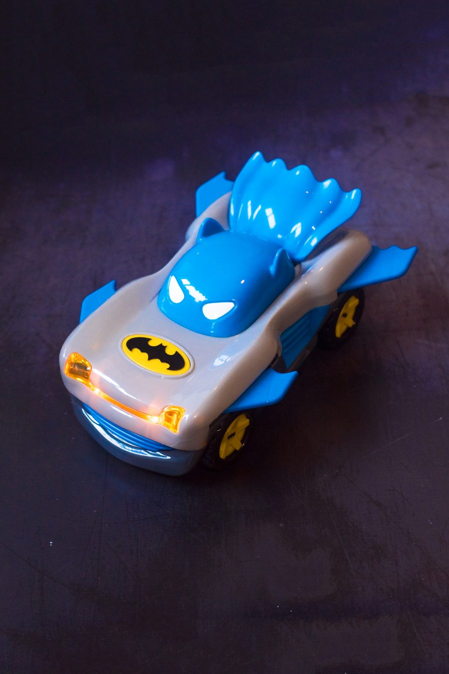 DC Super Friends HeroDrive Cars batmobile