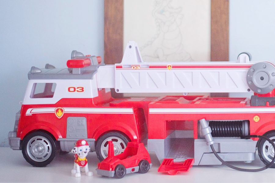Paw Patrol Marshall's Ultimate Firetruck