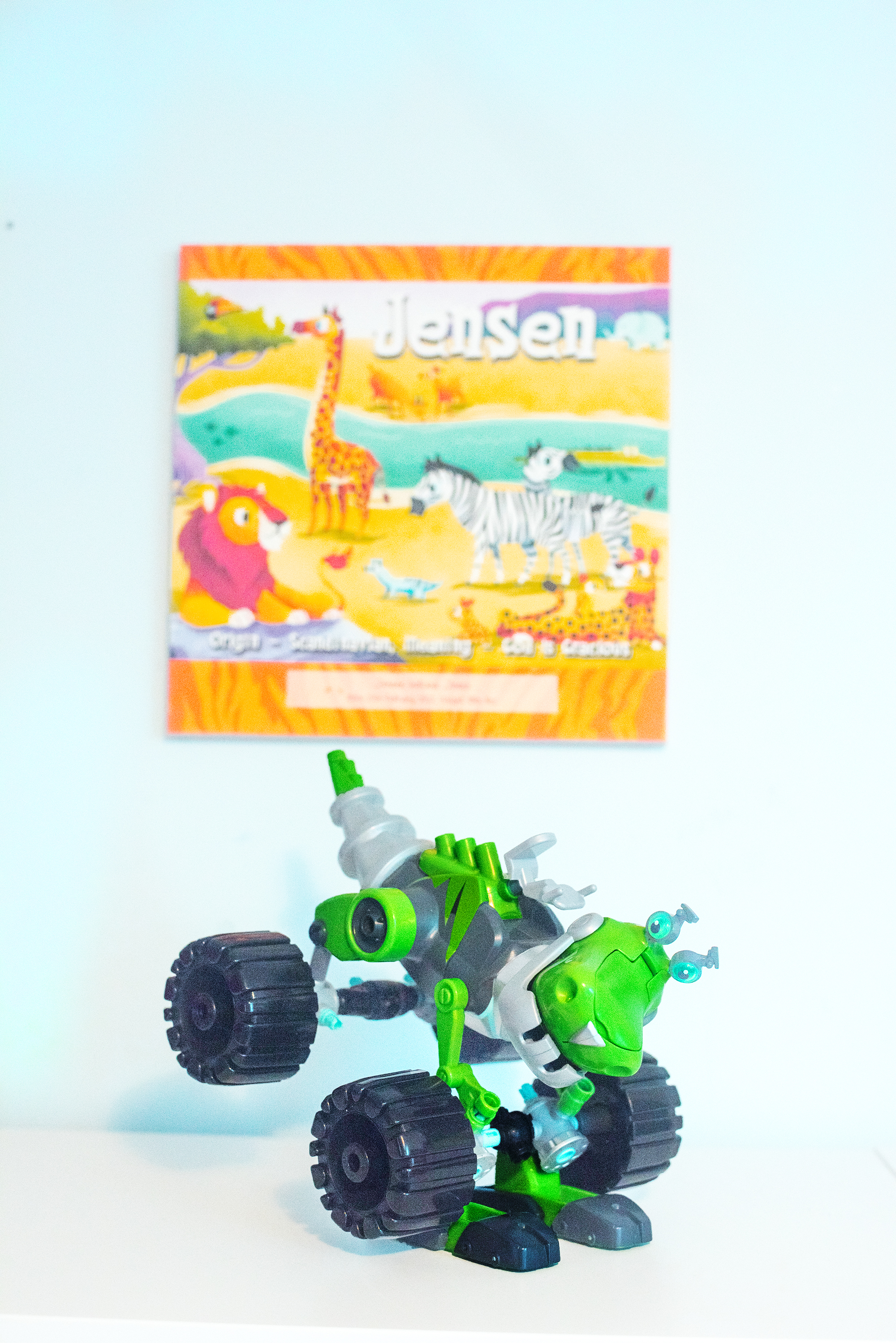 Rusty Rivets Botosaur Toy Dinosaur