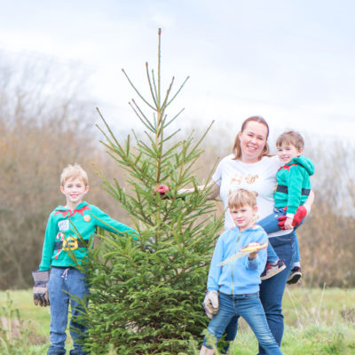 CHRISTMAS TREE FARM 2018