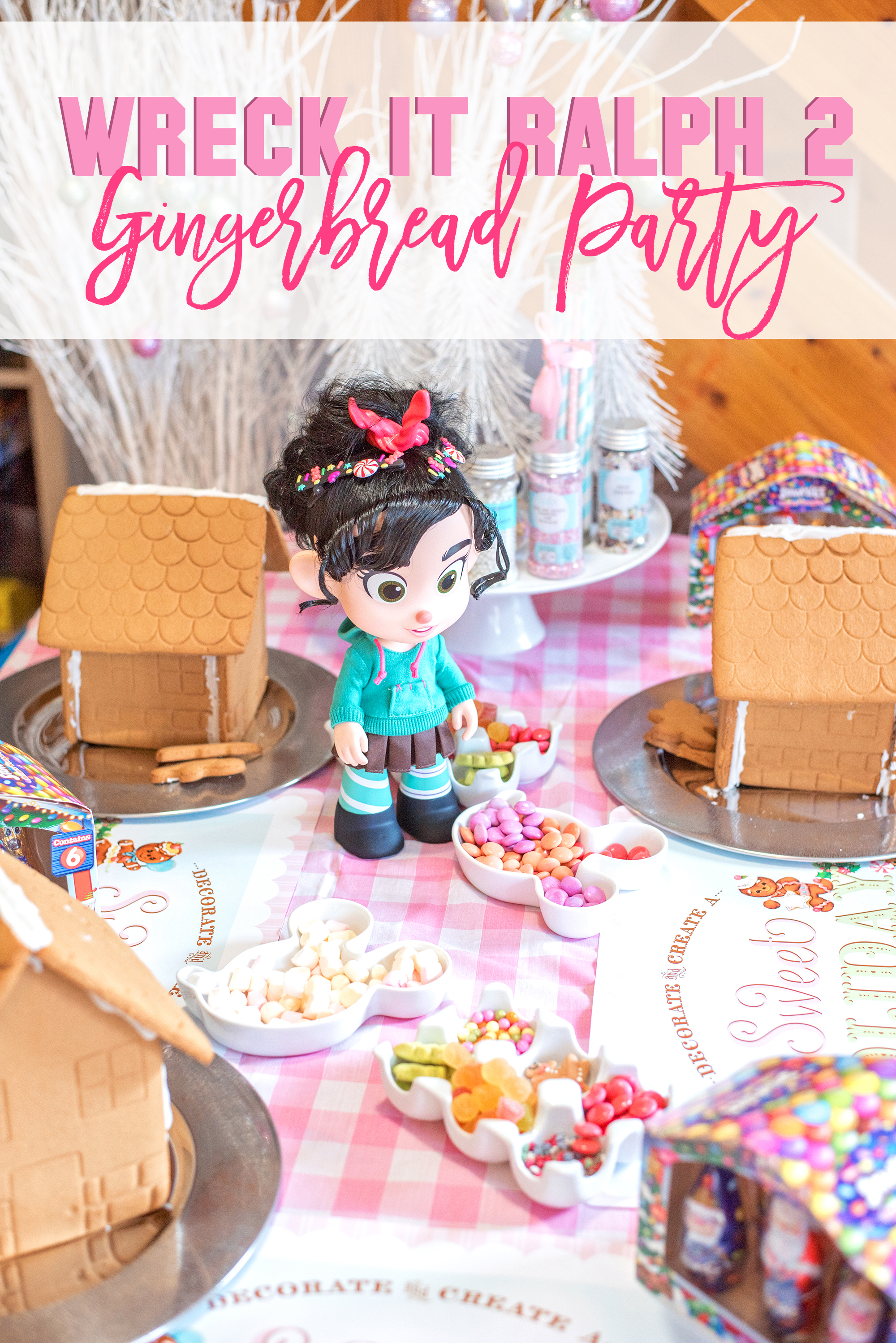 Wreck-It Ralph 2 Gingerbread Party ShopDisney