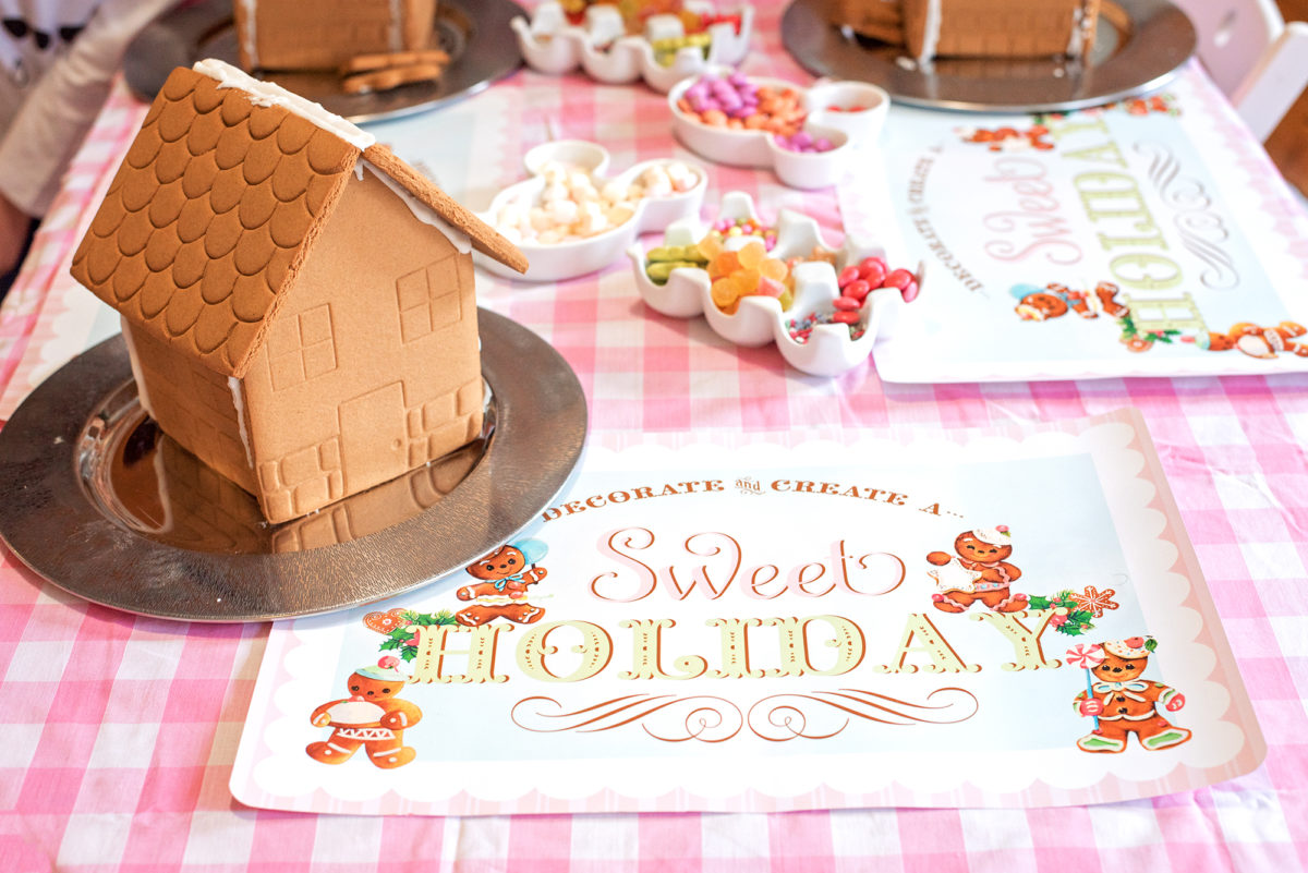 Gingerbread House Loralee Lewis Disney