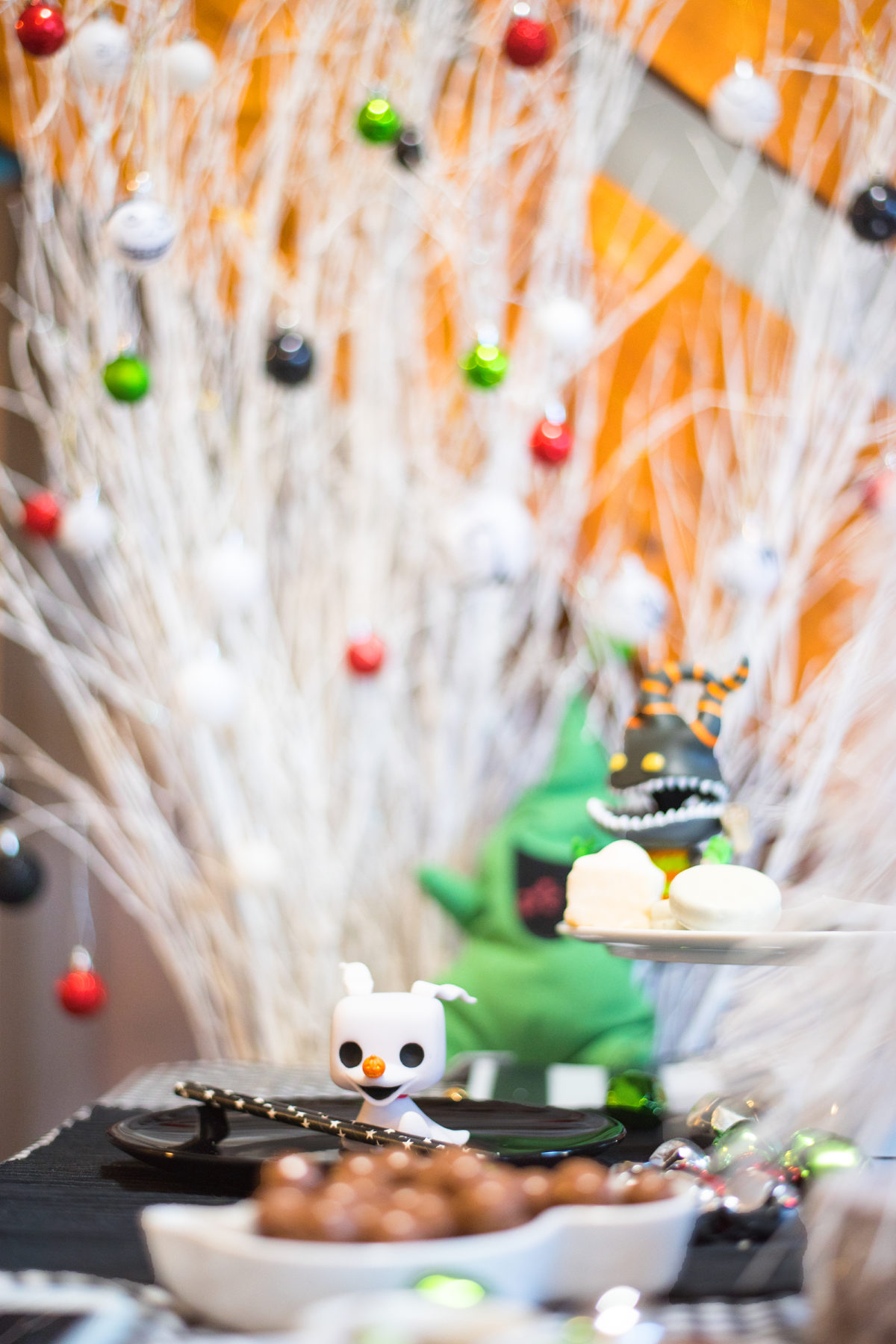 Disney Jack Skellington Nightmare Before Christmas Breakfast