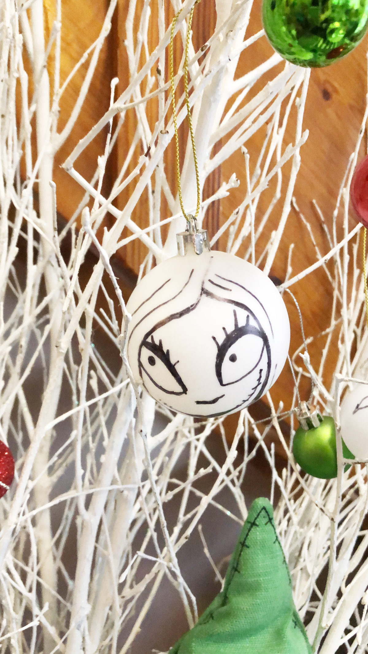 Disney Nightmare Before Christmas Crafts