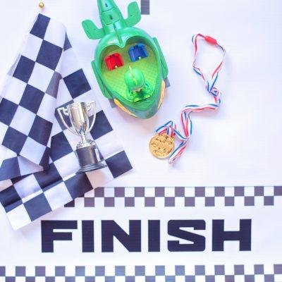 PJ MASKS RACE DAY!