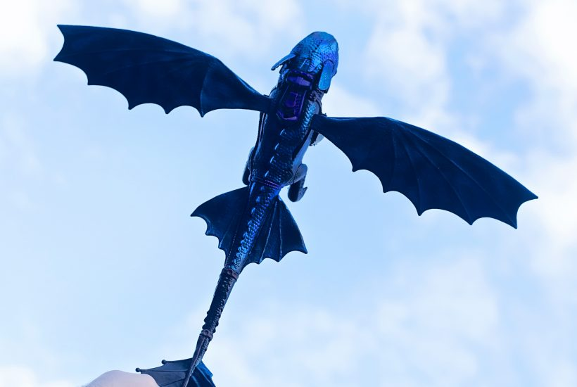 HTTYD3 Toys Toothless Fire Breathing Dragon How to train your dragon 3 dreamworks