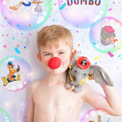 DISNEY'S DUMBO: WHERE DREAMS TAKE FLIGHT