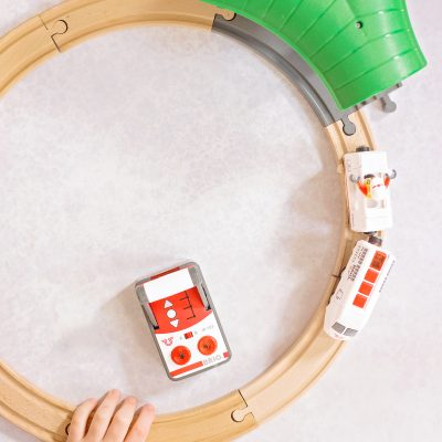 BRIO REMOTE CONTROL TRAVEL TRAIN REVIEW