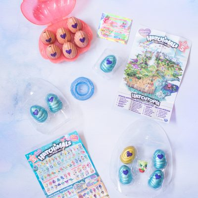 HATCHIMALS SERIES 5 MERMAL MAGIC CollEGGtibles ARE HERE!