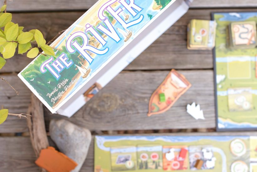 The River Board Game Days of Wonder