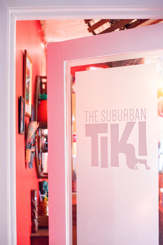 IN THE SUBURBAN TIKI BAR