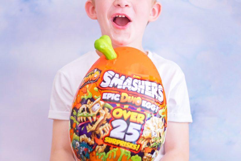 Zuru Smashers Epic Dino Egg