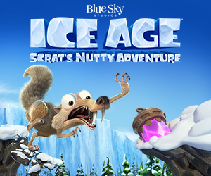 Ice Age Scrat's nutty adventure game for the switch