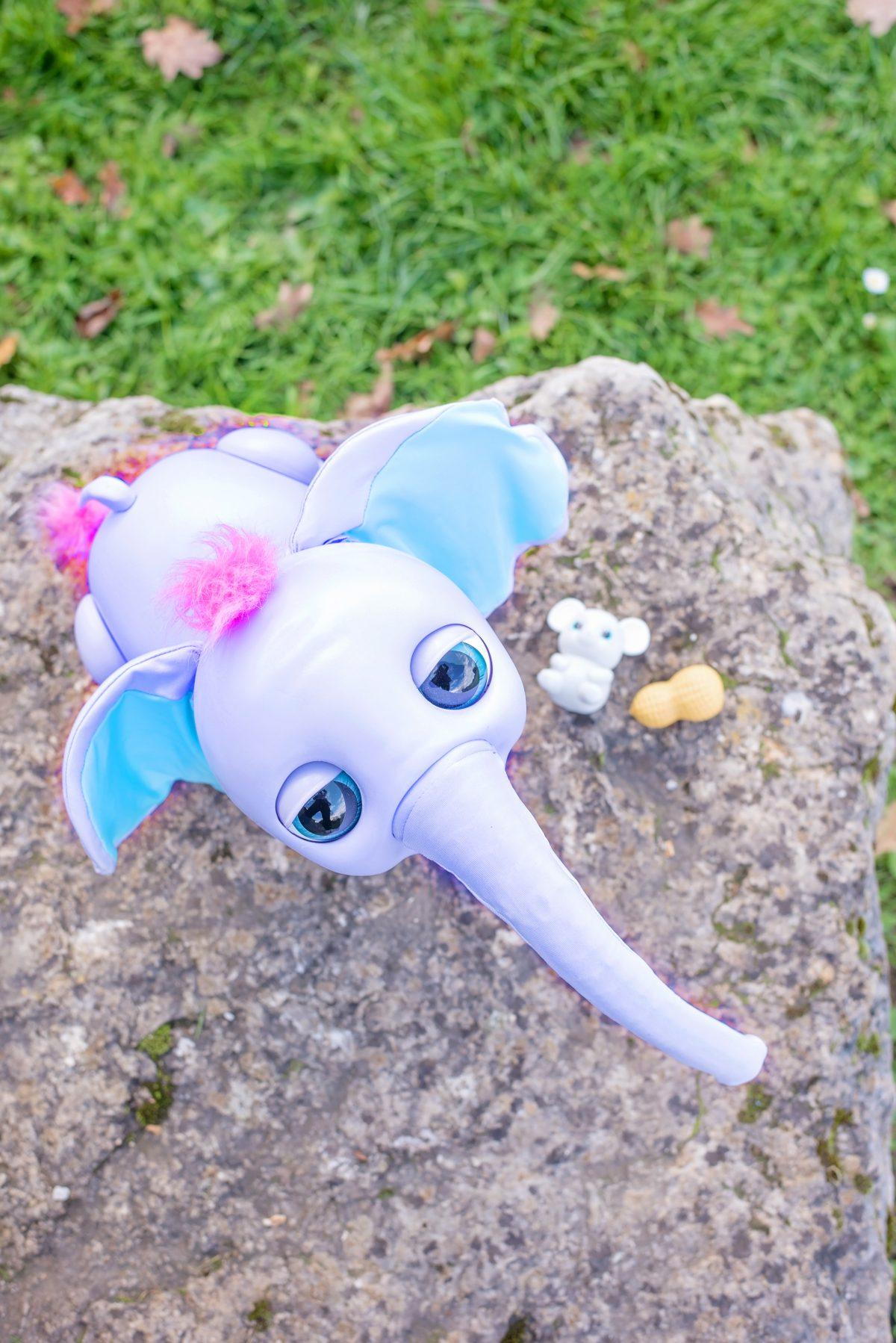 Juno My Baby Elephant Wildluvs