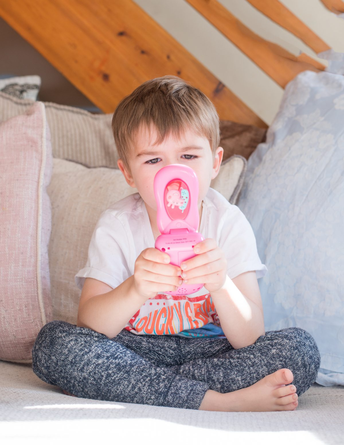 peppa pig phone electronic toy