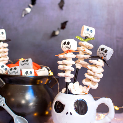 NIGHTMARE BEFORE CHRISTMAS MOVIE NIGHT: JACK SKELLINGTON TREATS