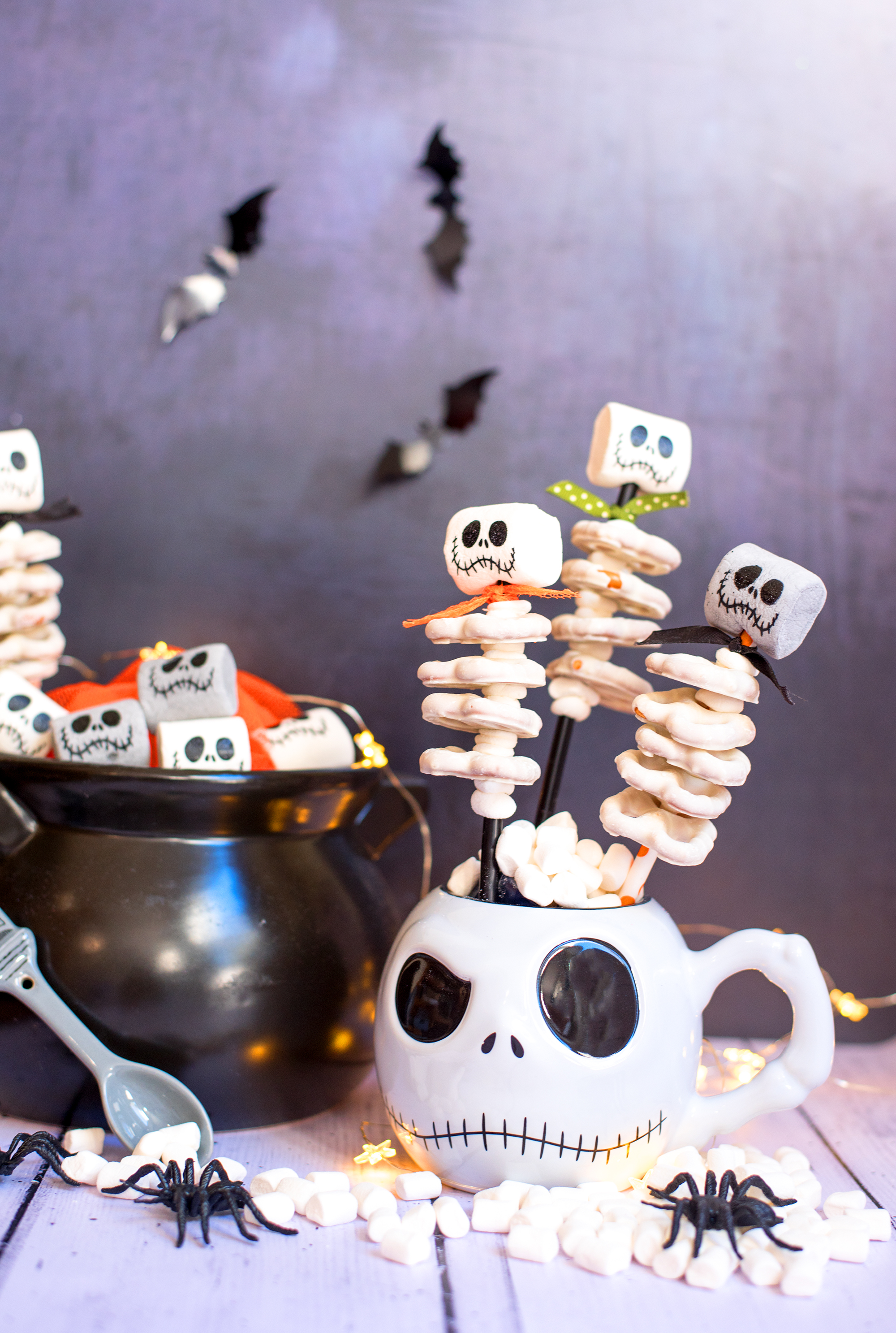 JACK SKELLINGTON PRETZEL TREATS
