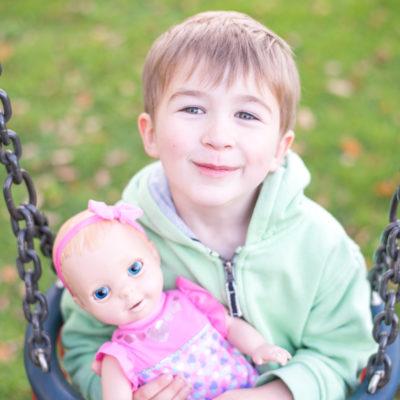 BOYS LOVE BABIES TOO – LUVABELLA NEWBORN