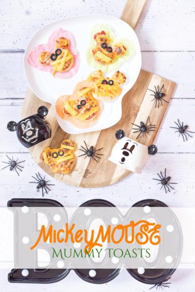 mickey mouse fun food mummy pizza toast