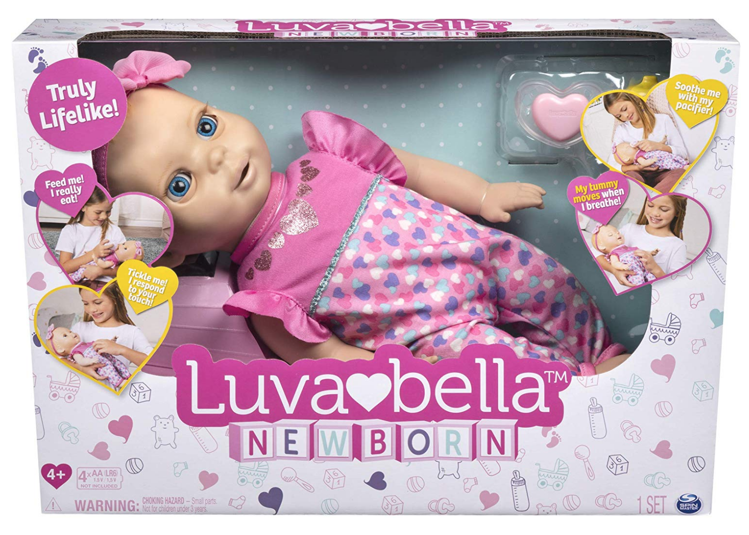 LUVABELLA NEWBORN IN BOX