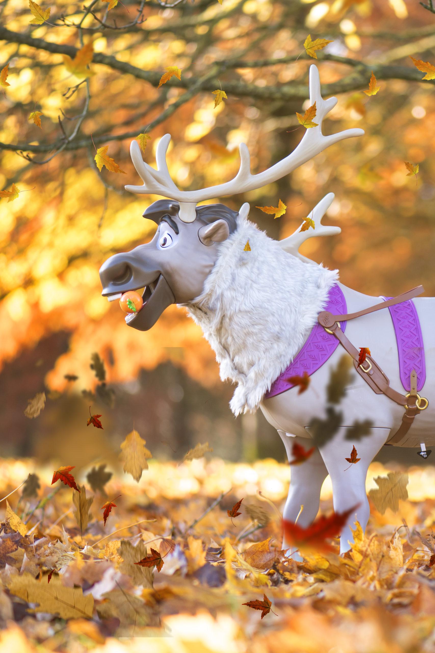 sven reindeer frozen 2