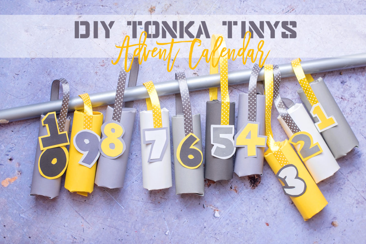 tonka tinys advent calendar