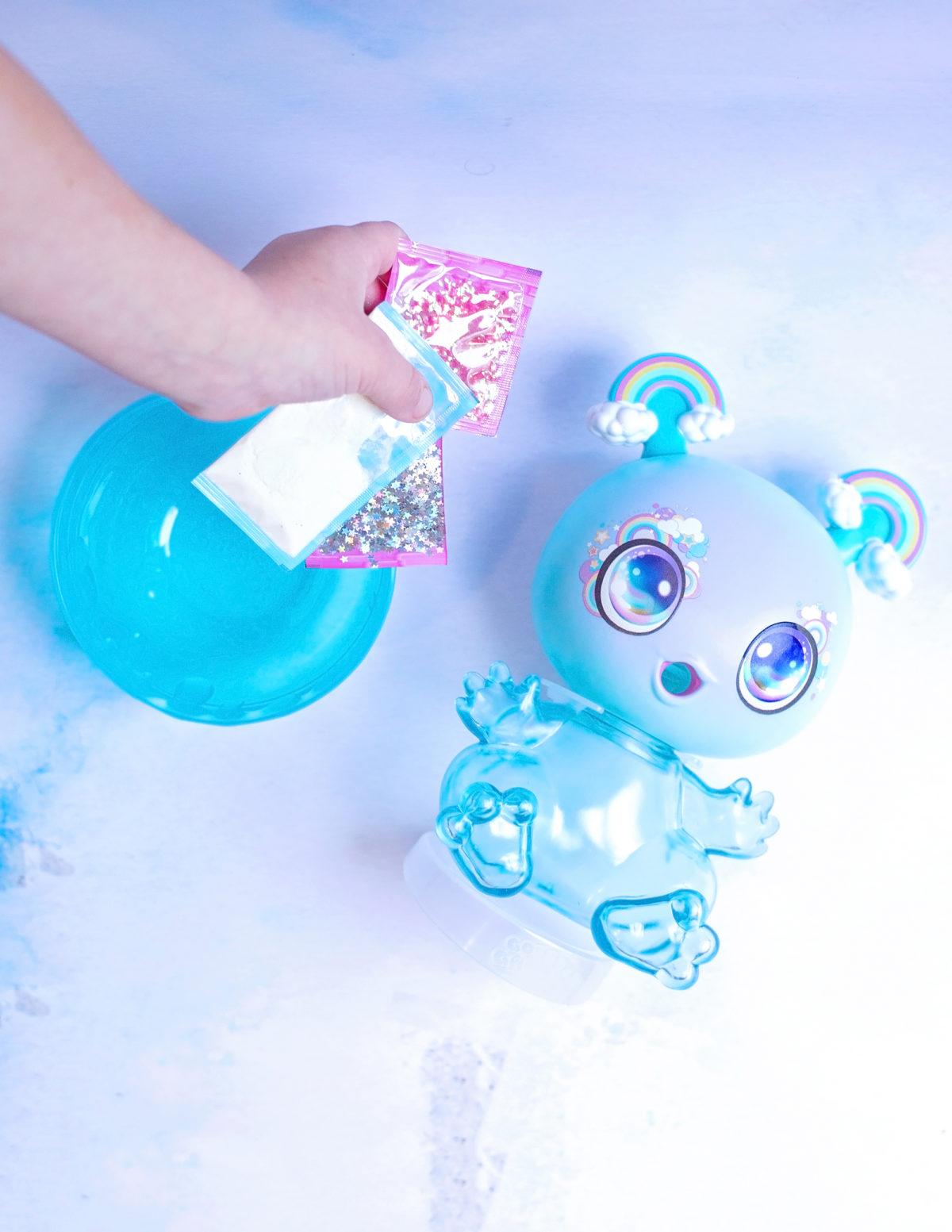 Slurp 'n' Slime Goo Drop Mixture Goo Goo Galaxy