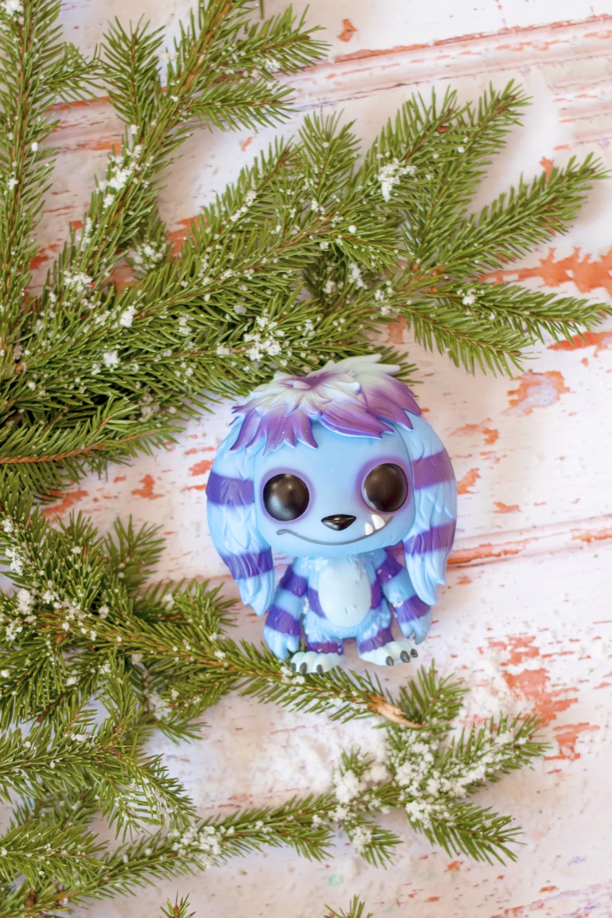 pop funko wetmore forest monsters SNUGGLETOOTH