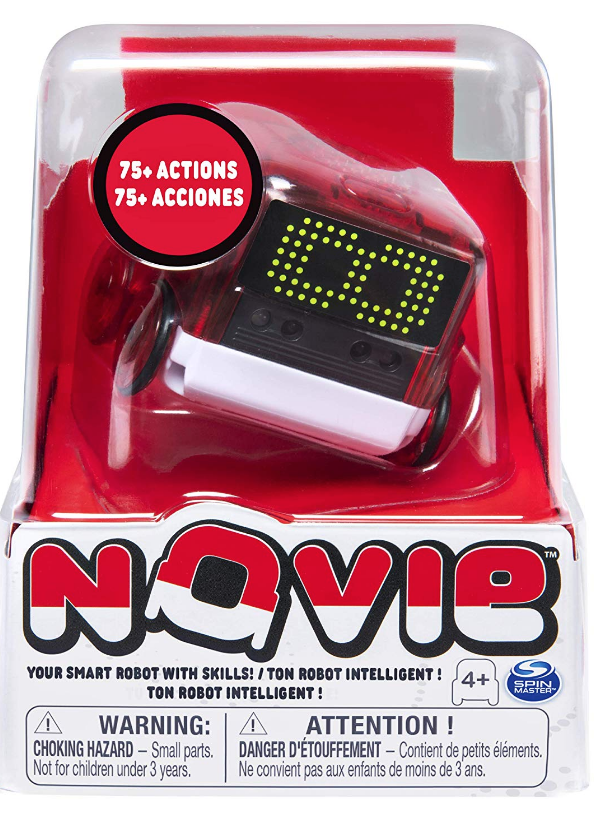 Novie Robot Review Boxer