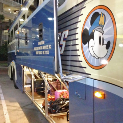 ALL YOU NEED TO KNOW ABOUT DISNEY'S MAGICAL EXPRESS