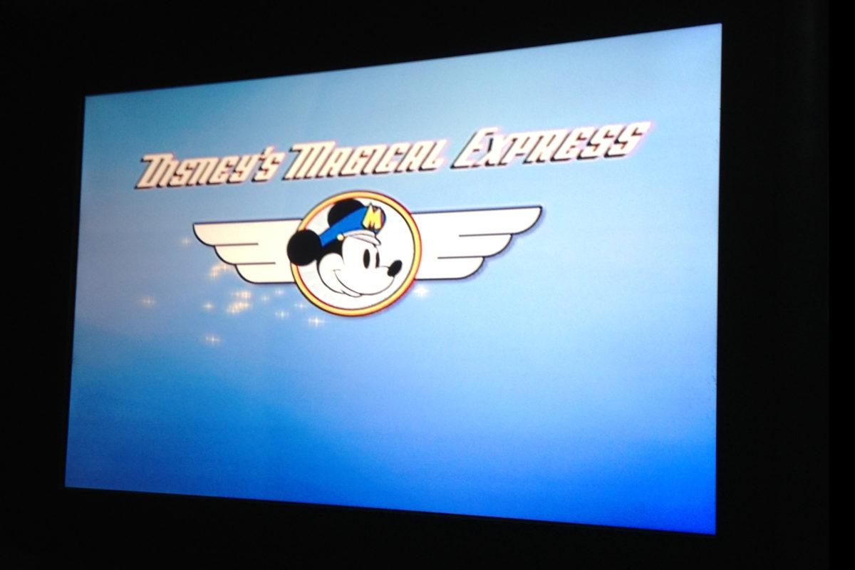 Disney's Magical Express TV