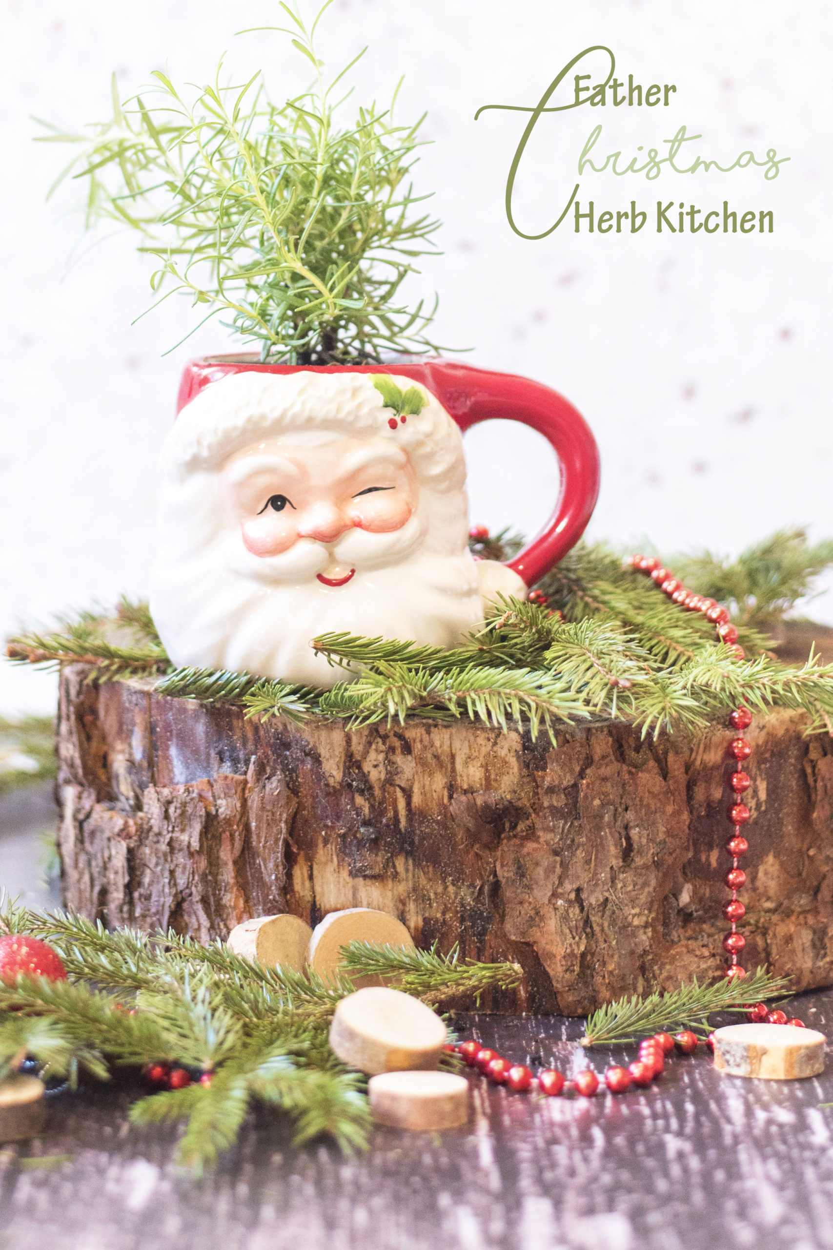 father christmas herb kitchen