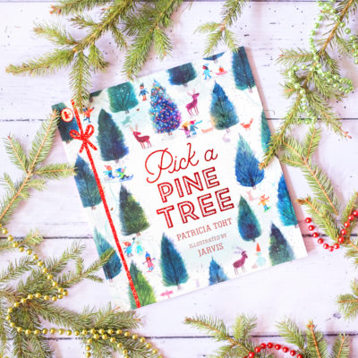 PICK A PINE TREE – CHRISTMAS BOOKS FOR BOYS