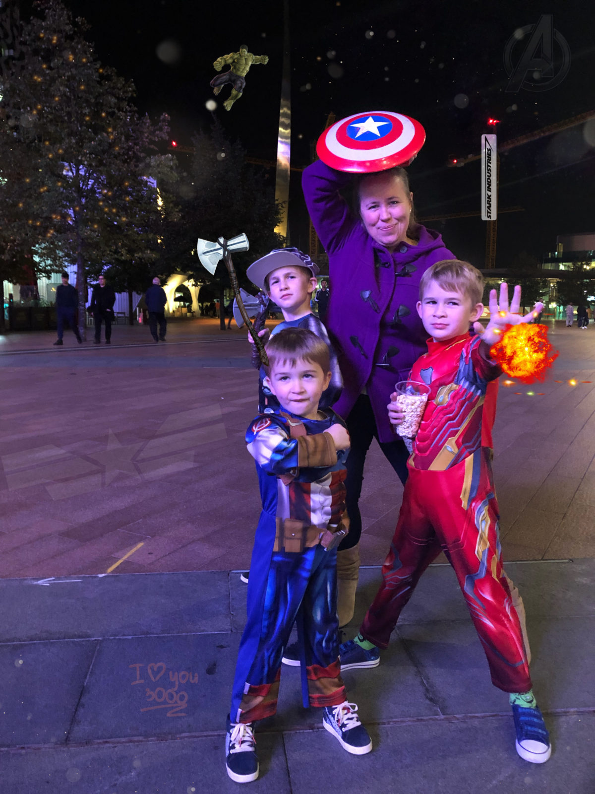 Marvel Universe Live O2 Ocean Florida Keep up with the jones family